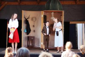 OVIGO Theater, Emil und die Detektive, Marktplatz Winklarn