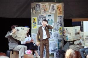 """""""Emil und die Detektive"""", Winklarn, OVIGO Theater"""