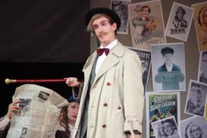 """OVIGO Theater, """"Emil und die Detektive"""", Daniel Adler"""