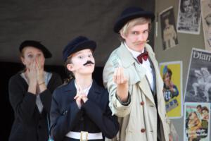OVIGO, Emil und die Detektive, Marktplatz Winklarn