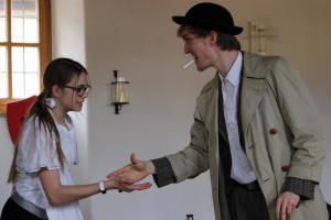OVIGO Theater, Proben-Wochenende, Emil und die Detektive
