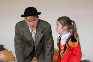 Emil und die Detektive, Proben-Wochenende