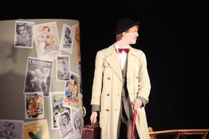 Emil und die Detektive, Probe, OVIGO Theater, 2020