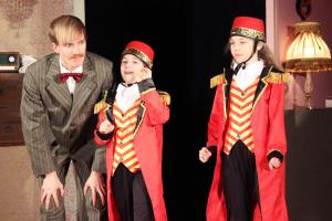 Emil und die Detektive, Probe, OVIGO