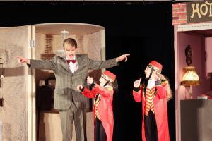 Daniel Adler, Emil und die Detektive, OVIGO Theater