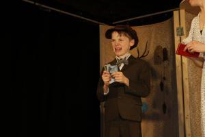 OVIGO Theater, Emil und die Detektive, Jonah Gitter