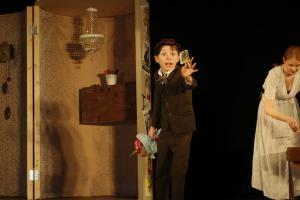 """OVIGO Theater, """"Emil und die Detektive"""", Jonah Gitter"""