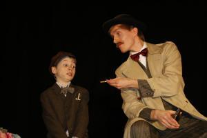 """OVIGO Theater, """"Emil und die Detektive"""""""