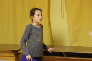 """Fortuna"" Probe, Marie Hechtl, OVIGO Theater"