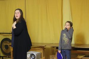 """""""Fortuna"""" Probe / OVIGO Theater / 2019"""