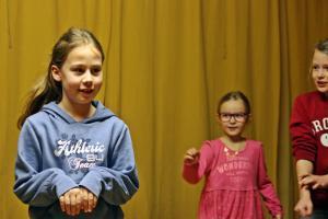 """""""Fortuna"""" Probe, Maja Schmidt, OVIGO Theater"""