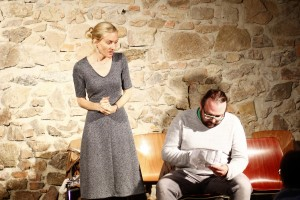 """Gift"" in der Remise Nabburg (OVIGO Theater)"