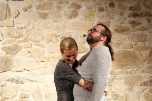 """Gift"" in der Remise Nabburg / OVIGO Theater"