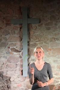 """Christina Götz in """"Gift. Eine Ehegeschichte"""""""