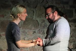 Christina Götz und Florian Waldherr