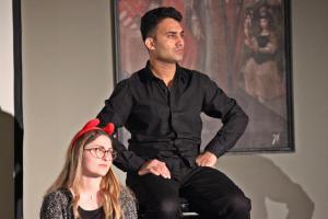 OVIGO, Identität, Stückentwicklung, mit Junaid Ahmad