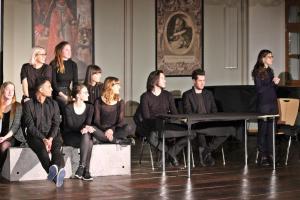 """Stückentwicklung """"Identität"""", OVIGO Theater"""