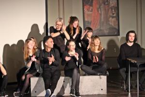 """Stückentwicklung """"Identität"""", OVIGO Theater / 2019"""