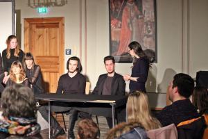 """Stückentwicklung """"Identität"""", OVIGO Theater (2019)"""