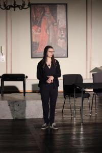 """OVIGO Theater, """"Identität"""", Theresa Weidhas"""