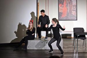 """OVIGO Theater, """"Identität"""" (Stückentwicklung)"""
