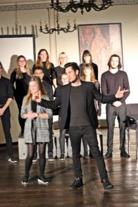 """OVIGO Theater, """"Identität"""", Nils Dirscherl"""