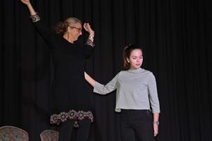 OVIGO-Impro: Maren Hilscher & Lena Biegerl