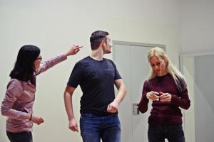 OVIGO Theater-Training 2018