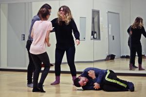 OVIGO Theater-Training (2018)