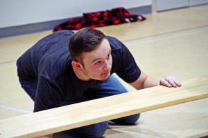 Theater-Training, OVIGO 2018, Ludwig Koller