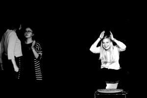 OVIGO-Impro mit Sarah Ebnet