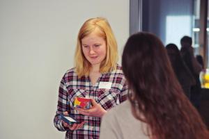 OVIGO-Impro in der Realschule Nabburg / Ehrenamttag 2018