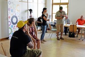 Impro für eine Behindertengruppe aus Waldsassen