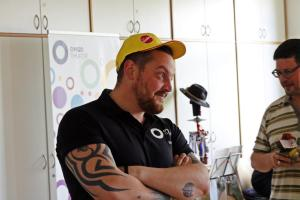 Benjamin Gläser / OVIGO-Impro