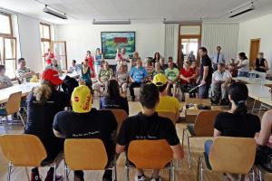 OVIGO-Impro / 03.06.2018 / Behindertengruppe Waldsassen
