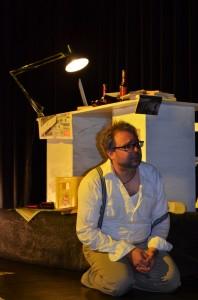 """OVIGO Theater (2013), """"Jakes Frauen"""", Florian Waldherr"""