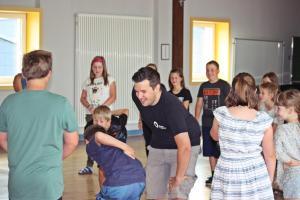 Workshop in der Grundschule Oberviechtach (OVIGO 2018)