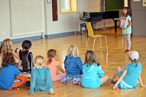 OVIGO-Workshop in der Doktor-Eisenbarth-Grundschule (2018)
