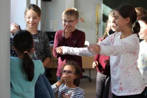 Workshop Ortenburg-Gymnasium Oberviechtach, OVIGO macht Schule