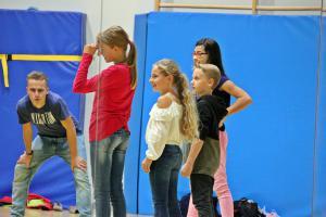 OVIGO-Kids Kurs / mit Bufdi Michael Bauer