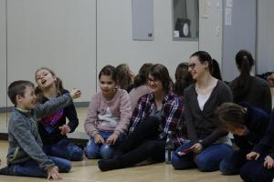 Kinderkurs 2018 / OVIGO Theater