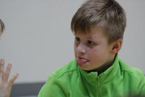 OVIGO-Kids, Theaterkurs, Felix Eckl
