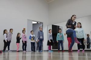 Theaterkurs für Kinder / OVIGO 2018