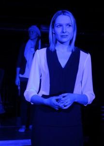 """""""Lampedusa"""" mit Julia Gruber (vorne)"""