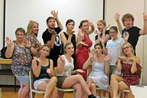 OVIGO Theater Masken-Workshop