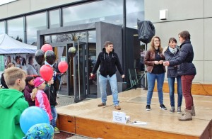OVIGO-Impro, Schwarzachtalmesse Neunburg, 2017