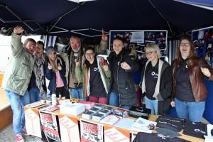 OVIGO-Team, Schwarzachtalmesse