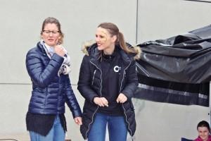 OVIGO-Impro, Annalena Breitschafter & Julia Ruhland