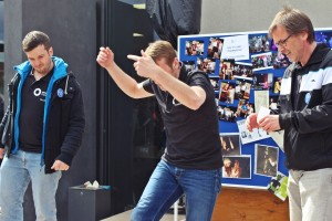 Schwarzachtalmesse Neunburg vorm Wald / OVIGO Theater Impro