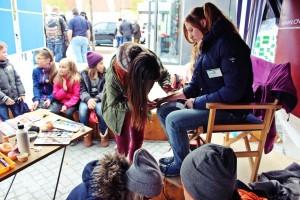 Schwarzachtalmesse / Wundenschminken / OVIGO Theater